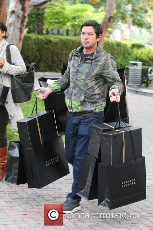 Kris Jenner Christmas shopping Pick Up