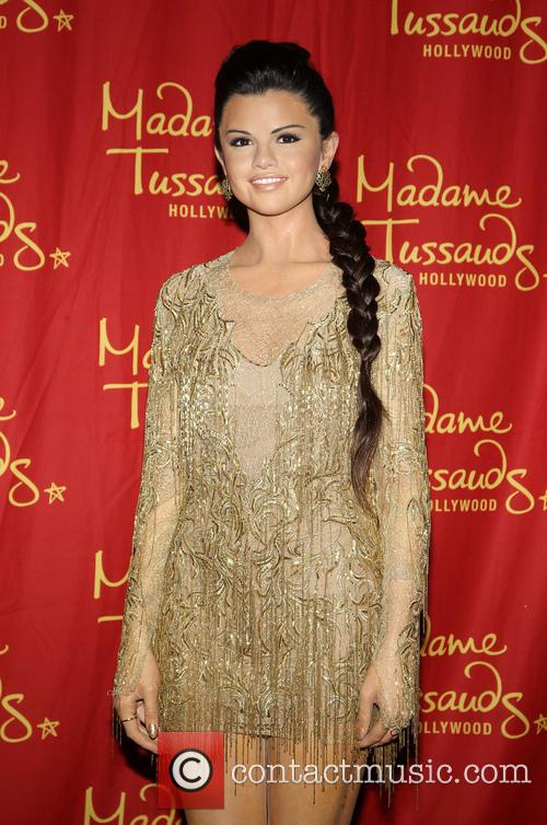 Madame Tussauds Hollywood unveils their brand new Selena...