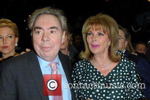 Andrew Lloyd Webber and Mandy Rice Davies 1