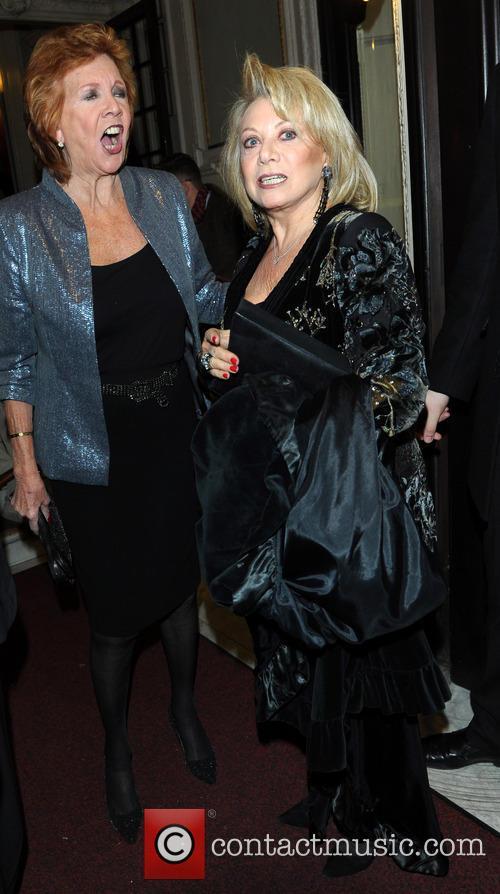 Cilla Black and Elaine Paige 2