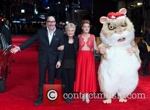 Harry Hill, Julie Walters and Sheridan Smith 2