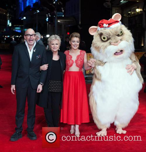 Harry Hill, Julie Walters and Sheridan Smith 3