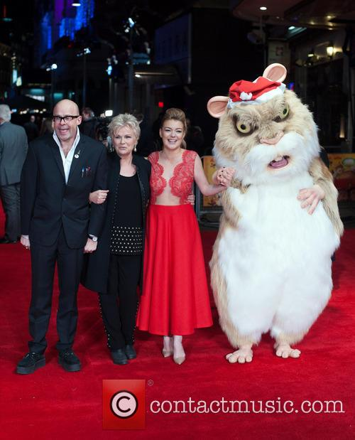 Harry Hill, Julie Walters and Sheridan Smith 4
