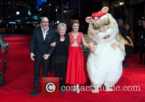 Harry Hill, Julie Walters and Sheridan Smith 1