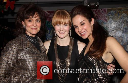 Catherine Silber, Kate Baldwin and Alexandra Silber