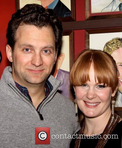 Graham Rowat and Kate Baldwin 1