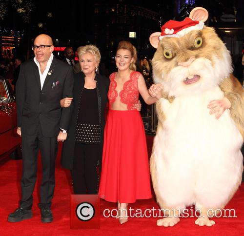 Harry Hill, Julie Walters and Sheridan Smith 6