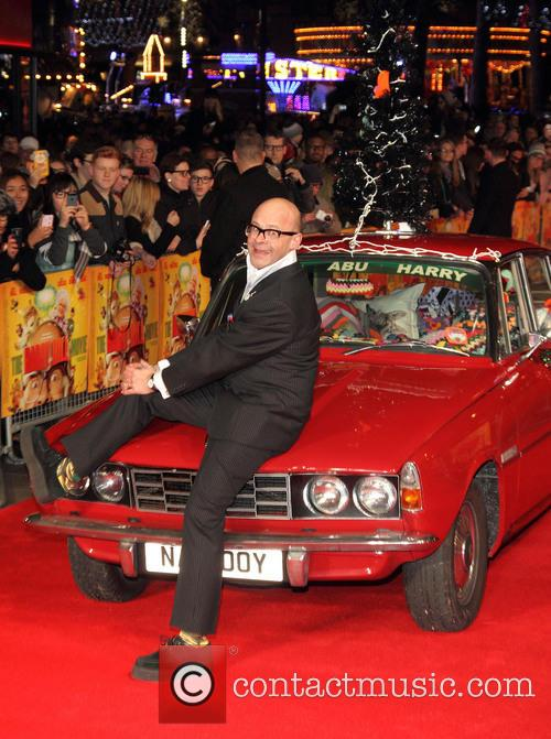 Harry Hill 7
