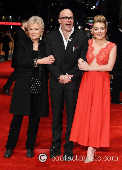 Julie Walters, Harry Hill and Sheridan Smith 4