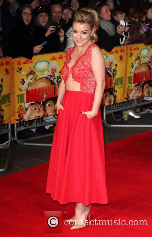 Sheridan Smith, Vue Cinema, Leicester Square, London