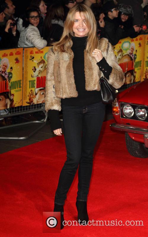 Tina Hobley, Vue Cinema, Leicester Square, London