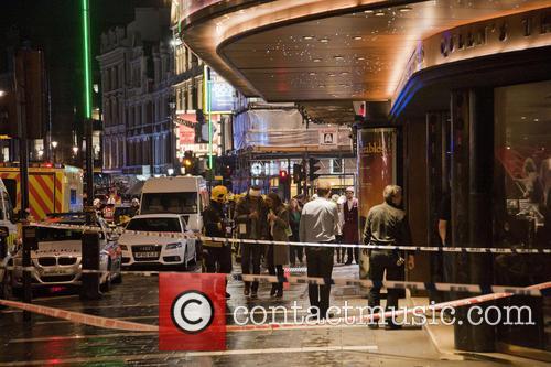 Apollo Theatre has been evacuated