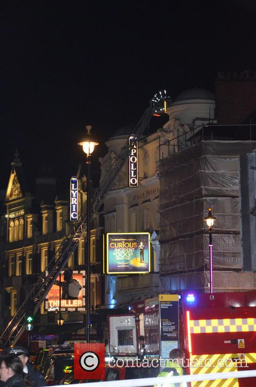 London Theatre Collapse