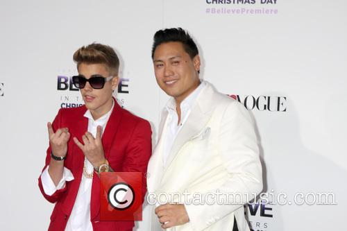 Justin Bieber and Jon M Chu 5