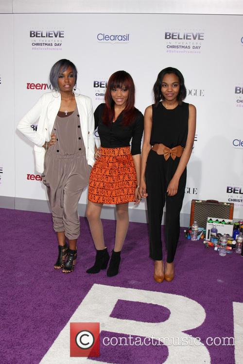 Mcclain Sisters and China Anne Mcclain 2