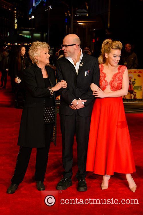 Harry Hill, Julie Walters, Sheridan Smith