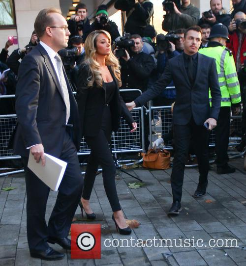 Tulisa Contostavlos leaves Westminster Magistrate Court