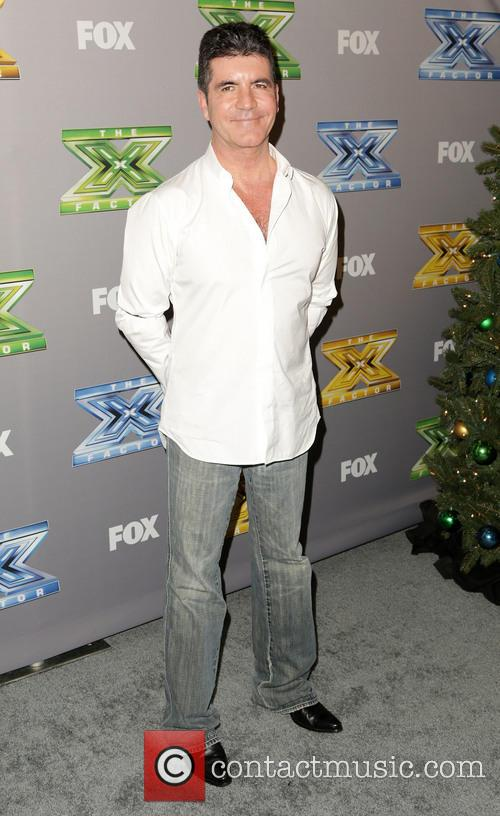 Simon Cowell, CBS Television City, The X Factor