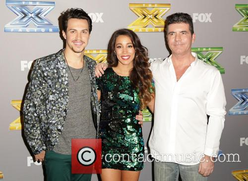 Alex & Sierra, Alex Kinsey, Sierra Deaton, Simon Cowell, CBS Television City, The X Factor