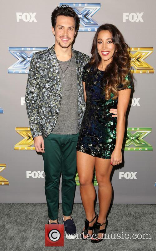 Kinsey, Alex & Sierra, Sierra Deaton, CBS Television City, The X Factor