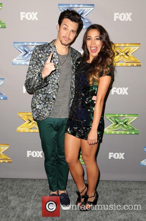 The X Factor Season 3 Finale - Arrivals