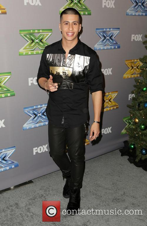 Carlito Olivero, CBS Television City, The X Factor