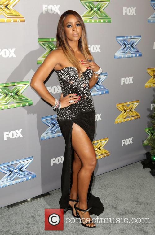 Kelly Rowland, CBS Television City, The X Factor