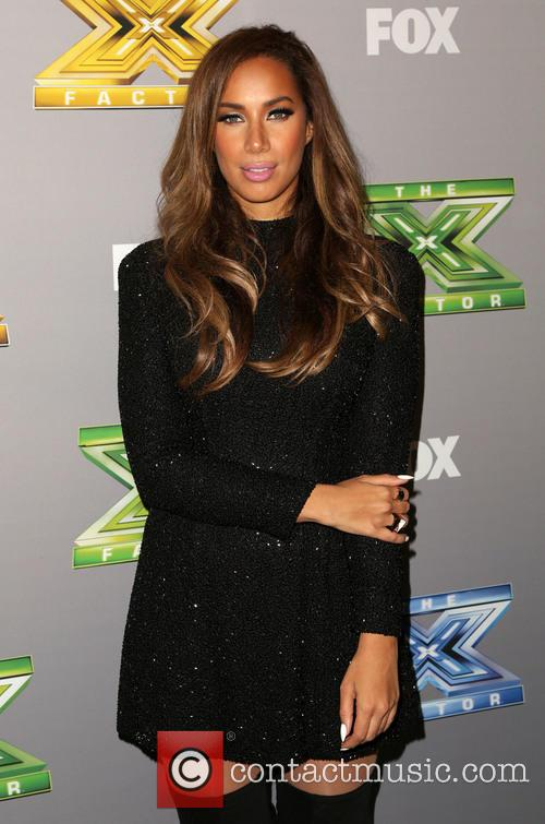 Leona Lewis, CBS Television City, The X Factor