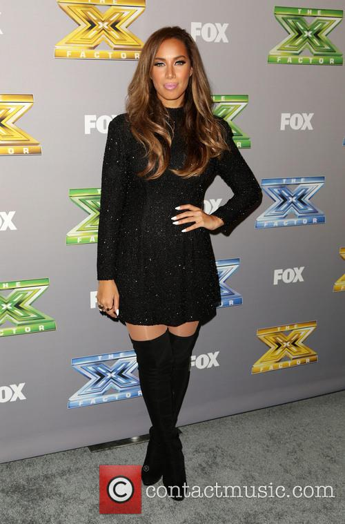 Leona Lewis, CBS Television City, The X Factor