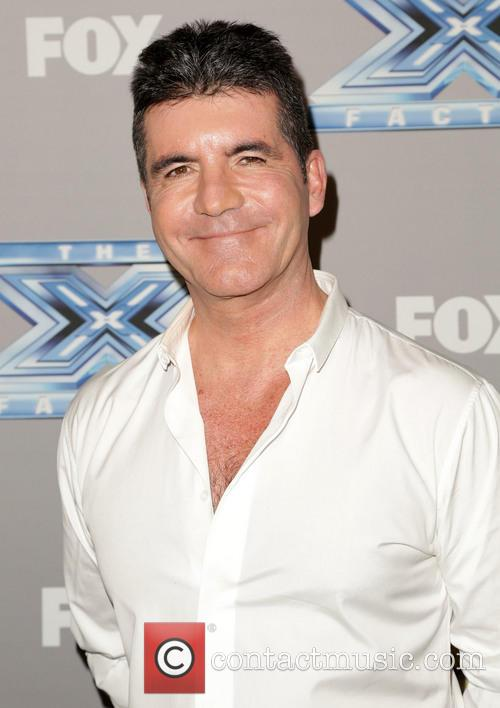 Simon Cowell, CBS Television City, The X Factor