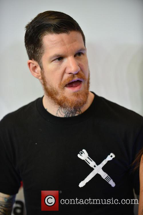 Andy Hurley and Of Fall Out Boy 2