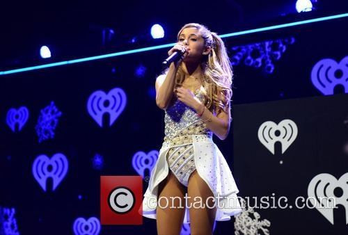 Ariana Grande, BB and T Center