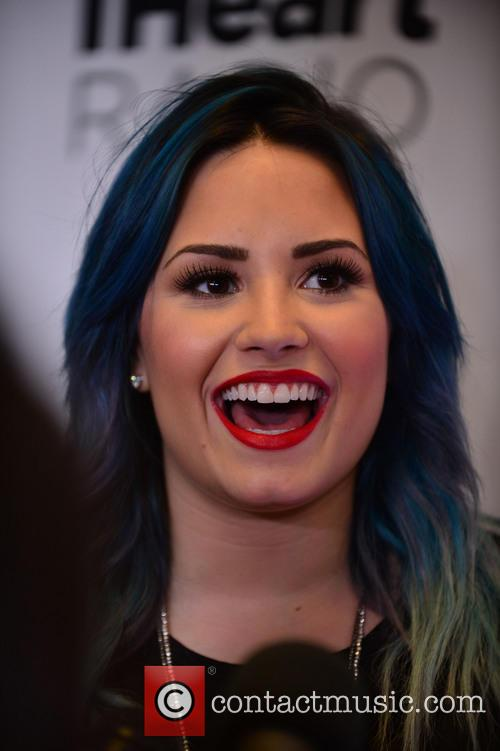 demi lovato y100 s jingle ball 2013 4005515