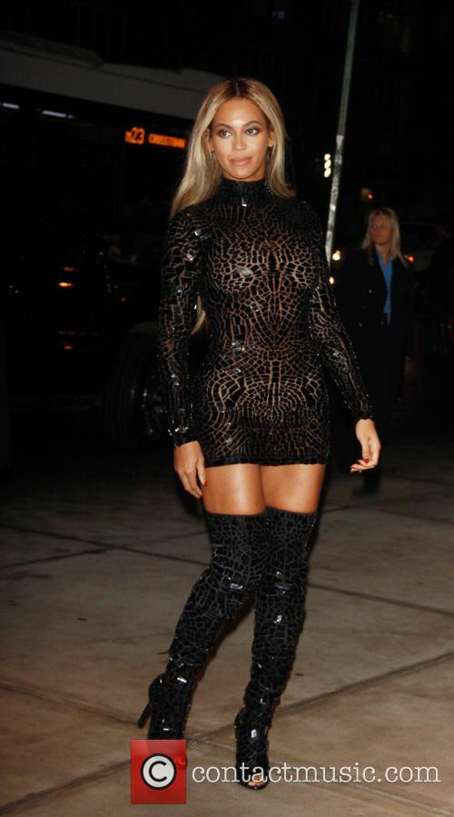 Beyonce Knowles-Carter
