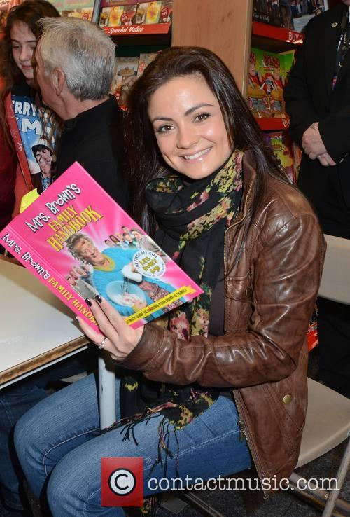 Mrs Brown Book Signing