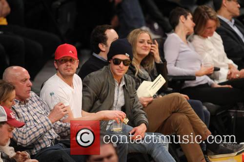 Zac Efron, Staples Center