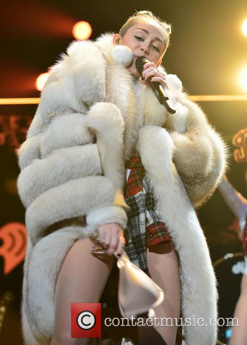 Miley Cyrus Jingle Ball