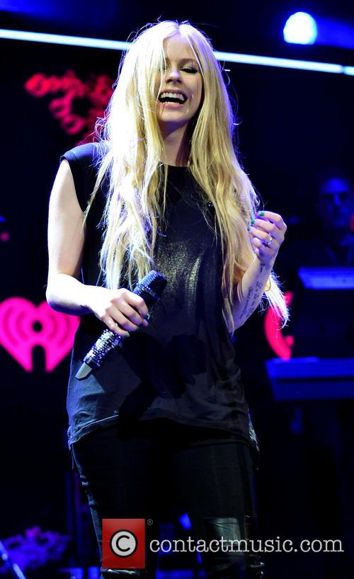 Avril Lavigne, BB and T Center
