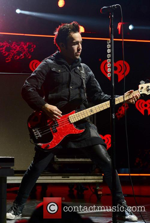 Pete Wentz and Fall Out Boy 3