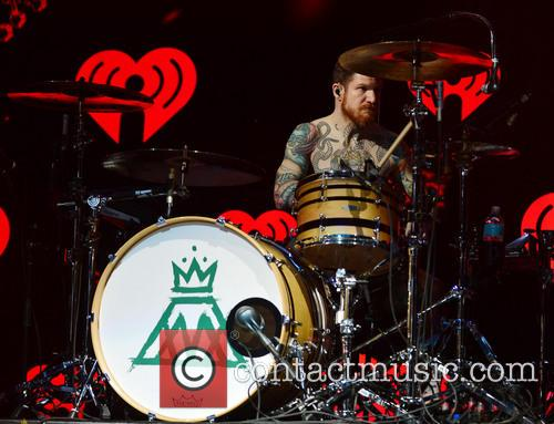 Andy Hurley and Fall Out Boy 4