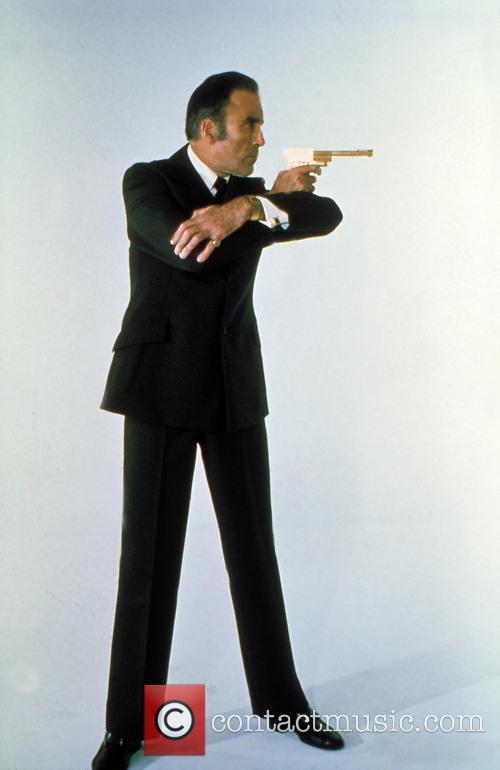 The Man With The Golden Gun (James Bond)...