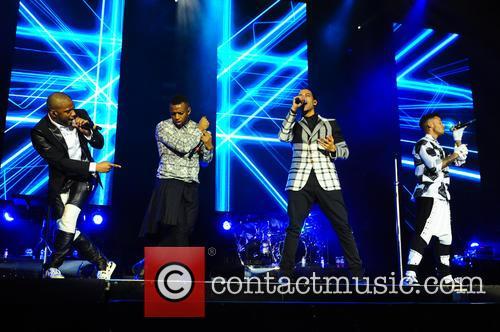 JLS In Concert