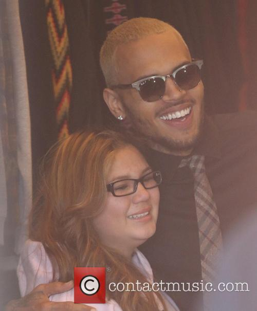 Chris Brown Brookln Projects