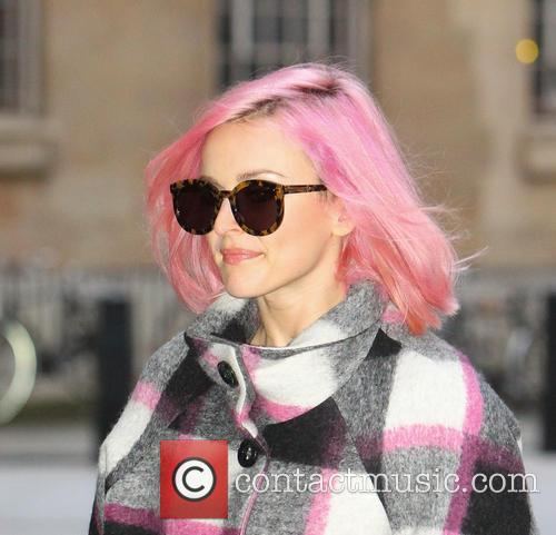 Fearne pink hair