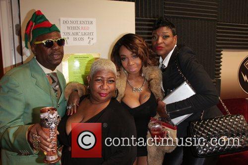 Bishop Don Magic Juan, Luenell and Tiffany 'new York' Pollard 3