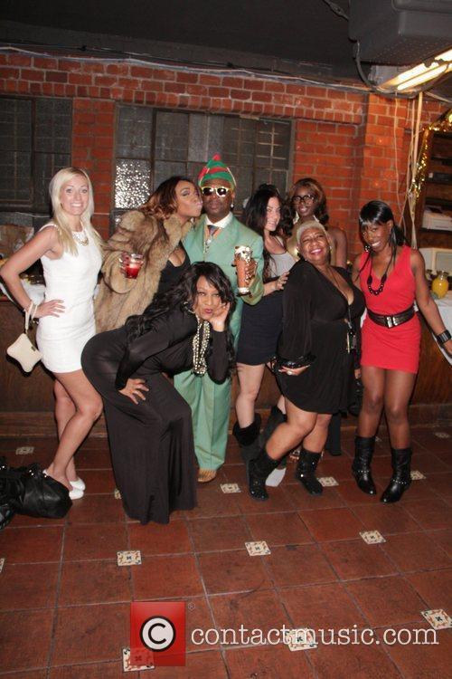 Bishop Don Magic Juan, Luenell and Tiffany 'new York' Pollard 6