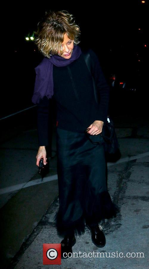 meg ryan meg ryan out and about 4007122