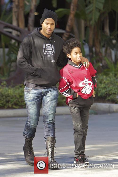Marlon Wayans and Shawn Howell Wayans 2