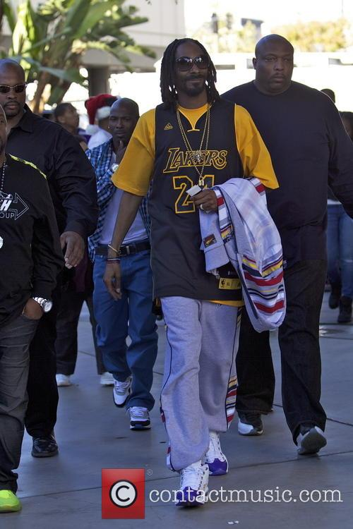 Snoop Lion and Snoop Dogg 5