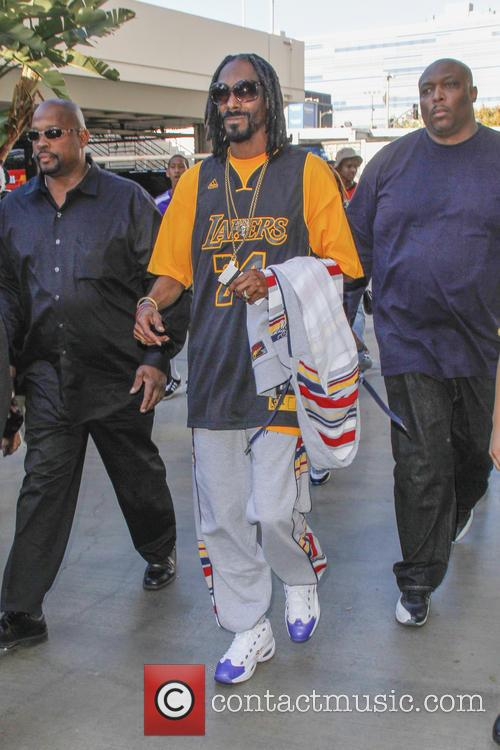 Snoop Lion and Snoop Dogg 12